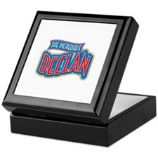 The Incredible Declan Keepsake Box