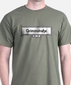 Grimmstrasse, Berlin - Germany T-Shirt