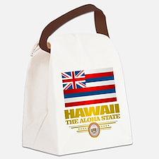 Hawaii Pride Canvas Lunch Bag