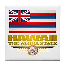 Hawaii Pride Tile Coaster