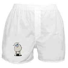 Sheepish Curiosity Boxer Shorts