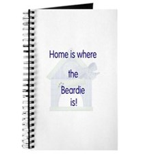Home is where the Beardie is Journal
