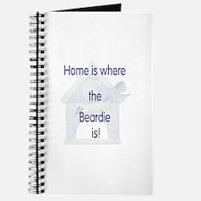 Home is where the Beardie is Journal