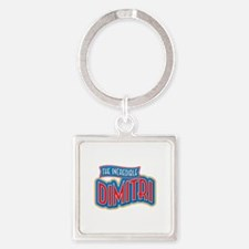 The Incredible Dimitri Keychains
