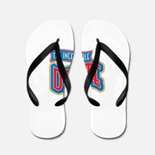 The Incredible Donte Flip Flops