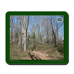 Chesapeake Arboretum Mousepad 03 06