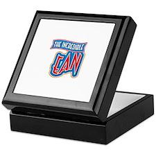 The Incredible Ean Keepsake Box