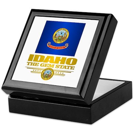 Idaho Pride Keepsake Box