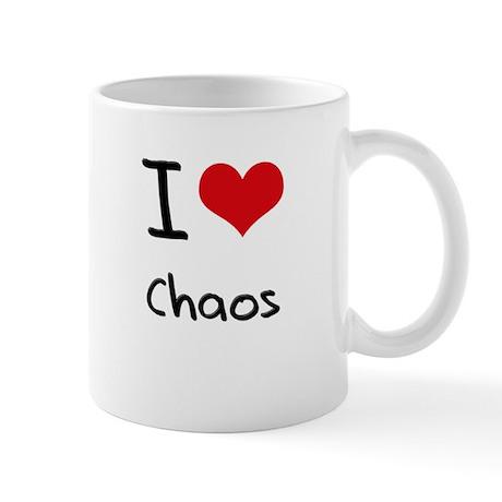 I love Chaos Mug