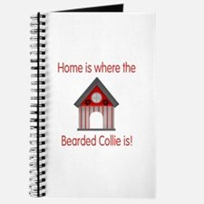 Home is where the Bearded Collie is Journal