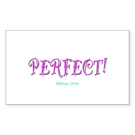 Perfect 2 Sticker