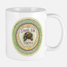 Hilton Head Turtle Small Small Mug