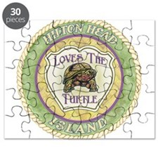 Hilton Head Turtle Puzzle