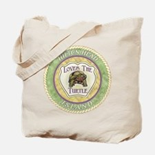 Hilton Head Turtle Tote Bag