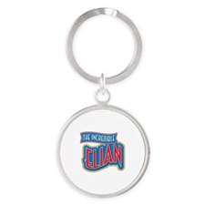 The Incredible Elian Keychains