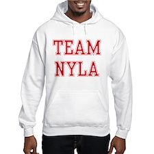 TEAM NYLA Hoodie Sweatshirt
