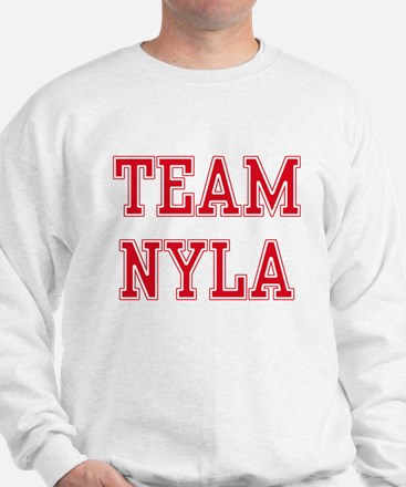 TEAM NYLA  Sweater