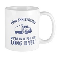 10th Anniversary Humor (Long Haul) Mug