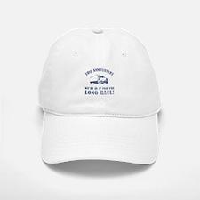10th Anniversary Humor (Long Haul) Baseball Baseball Cap