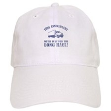 10th Anniversary Humor (Long Haul) Baseball Cap