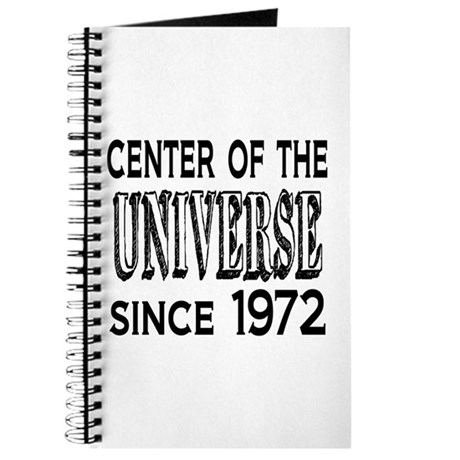 Center of the Universe Since 1972 Journal
