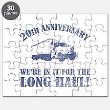 20th Anniversary Humor (Long Haul) Puzzle