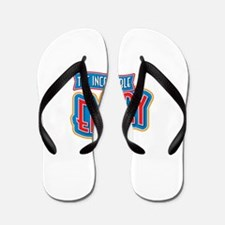 The Incredible Emery Flip Flops