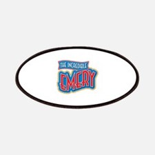 The Incredible Emery Patches