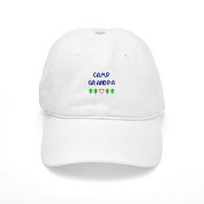 """""""Camp Grandpa"""" Baseball Cap"""