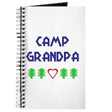 """Camp Grandpa"" Journal"