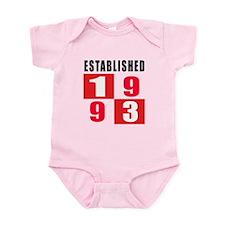 Established 1993 Infant Bodysuit