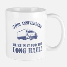 30th Anniversary Humor (Long Haul) Mug