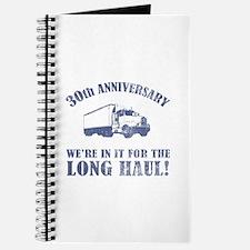 30th Anniversary Humor (Long Haul) Journal