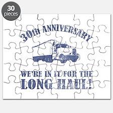 30th Anniversary Humor (Long Haul) Puzzle