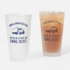 30th Anniversary Humor (Long Haul) Drinking Glass