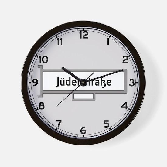 Jüdenstrasse, Berlin - Germany Wall Clock