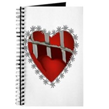 Caged, Barbed Heart Journal