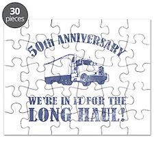 50th Anniversary Humor (Long Haul) Puzzle