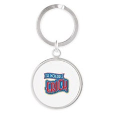 The Incredible Erick Keychains