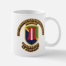 SSI - 204th Maneuver Enhancement Brigade Mug