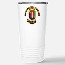 SSI - 204th Maneuver Enhancement Brigade Travel Mug