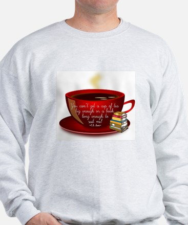 Tea Quote Jumper