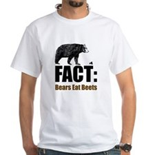 Fact: Bears eat beets T-Shirt