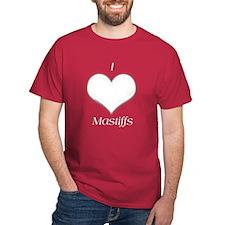 Mastiff Misc 6 T-Shirt