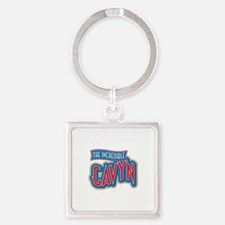 The Incredible Gavyn Keychains