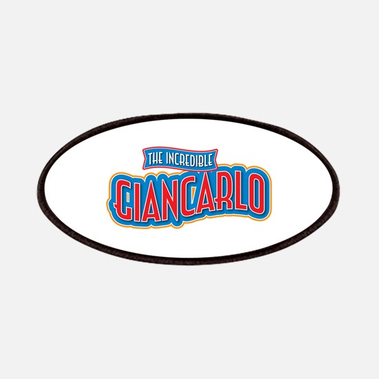 The Incredible Giancarlo Patches