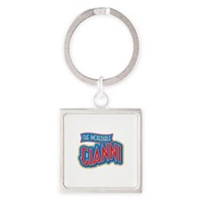 The Incredible Gianni Keychains