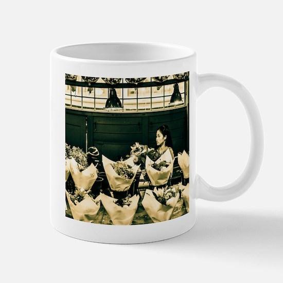 Pike Place Flower Girl Mug