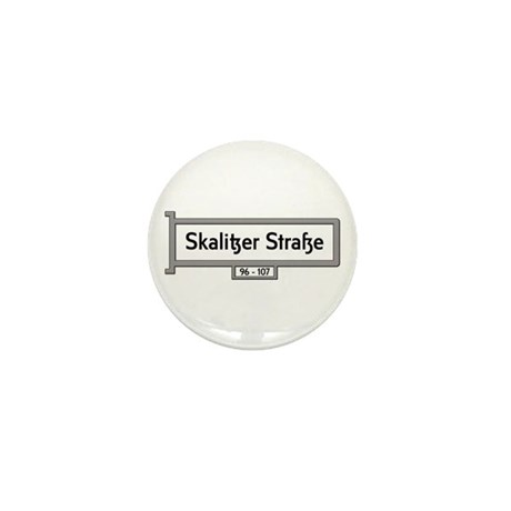 Skalitzer Strasse, Berlin Mini Button (10 pack)