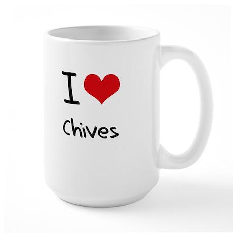 I love Chives Mug